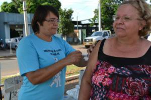 A partir do dia 2 de maio se inicia a vacinação para o grupo dos idosos