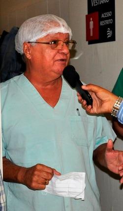 O médico anestesista Belarmino Batista Neto destaca que a reforma foi importante.