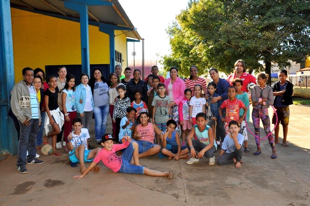 Centro Social De Ribas Inicia Atividades Com Projeto Colônia